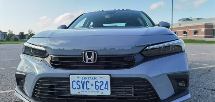 (Outside Look) 2022 Honda Civic Sedan Touring – All-New Totally Redesigned