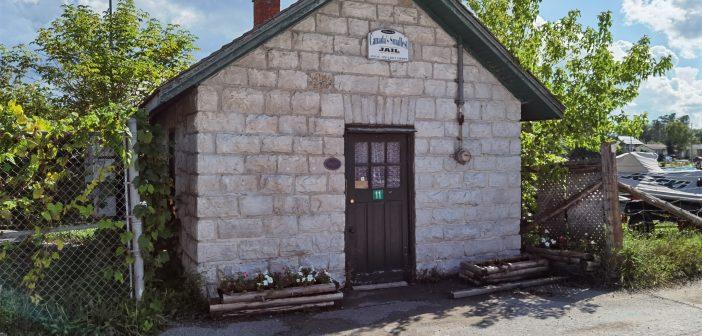 One of the Smallest Jailhouse in Canada – Coboconk, Ontario, Canada [ONTARIO TRAVEL SERIES]