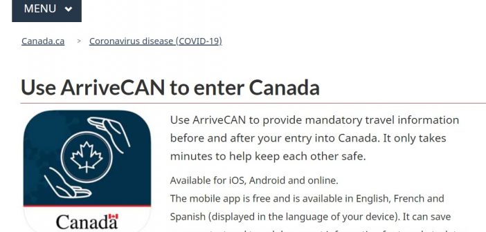 What Canadians Need When Return Back to Canada From USA Right Now! – INFO That You Need