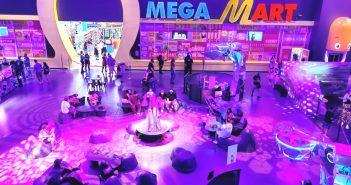 Meow Wolf's Omega Mart (Inside AREA15) – Las Vegas, Nevada, USA