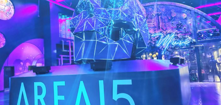AREA15 – Come & Play – Experiential Retail and Entertainment Complex – Las Vegas, Nevada, USA
